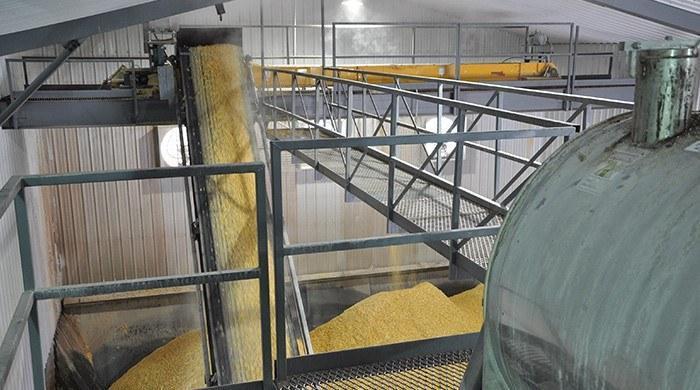 Feedex Steam Conditioning - Organic Livestock Feed - organic animal feed - Feedex History