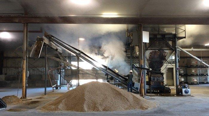Feedex Steam Conditioning - Organic Livestock Feed - Organic Livestock Feed Production